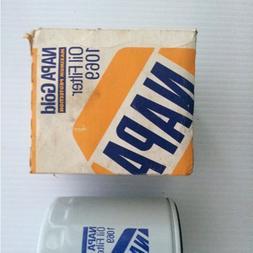 1069 NAPA Gold Oil Filter