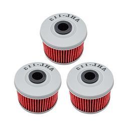 113 oil filter for honda trx400ex 397