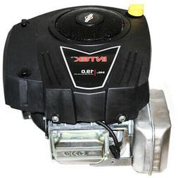 """19hp Briggs-Stratton Vert Engine 1""""Dx3-5/32""""L 9 Amp Oil Filt"""