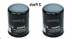 2 Pack Stens 120-722 Oil Filter for 15400-PLM-A01PE 223-0294
