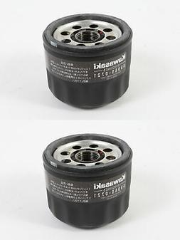 2 Pack Genuine Kawasaki 49065-0721 Oil Filter Fits 49065-700
