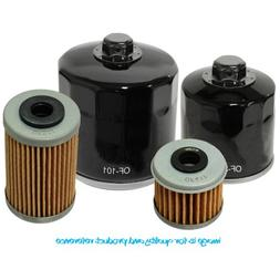 2009-2010 SUZUKI VZ1500 Intruder M1500 Spin-On Oil Filter TF