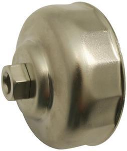 CTA Tools 2489 86 Millimeter Heavy-Duty Cap-Type Oil Filter