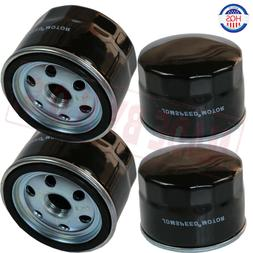 4 Pack Oil Filter For Briggs & Stratton 492932 4154 492056 4