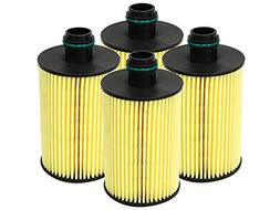 aFe Power 44-LF035M 4 Pack RAM 1500 EcoDiesel Oil Filter