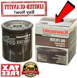 Kawasaki 49065-7010 Oil Filter for Mule 610 XC Scag Toro Cub
