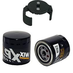 Wix 51085XP Oil Filter Bundle - 2 Filters and 1 Matching Fil
