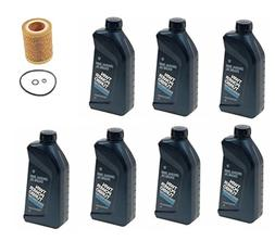 7-Quarts Genuine Synthetic 5w30 Motor Oil & 1 Oil Filter for