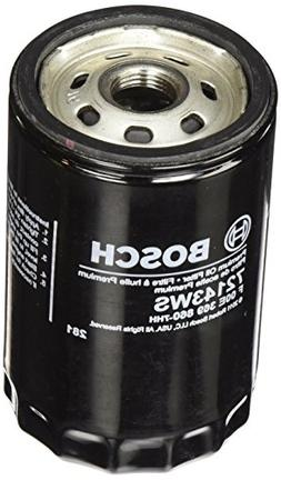 Bosch 72143WS / F00E369860 Workshop Engine Oil Filter