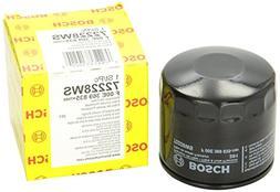 Bosch 72228WS / F00E369835 Workshop Engine Oil Filter