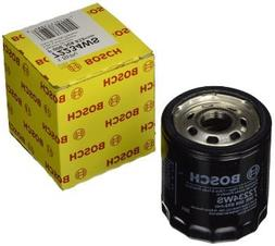 72234WS Bosch Workshop Engine Oil Filter Pack of 3