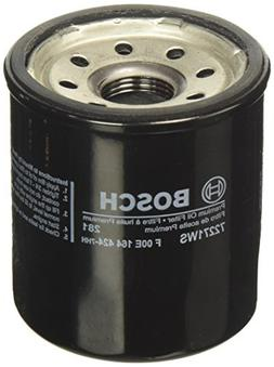 Bosch 72271WS / F00E164424 Workshop Engine Oil Filter