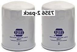 7356 2 Pack - Napa Gold Oil Filter - Honda & Acura