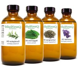8 fl oz Essential Oil in Amber Glass, Same Day Shipping, 60+