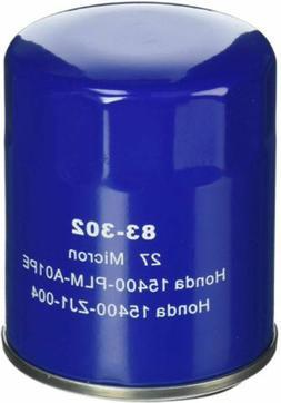 83 302 oil filter honda 15400 plm