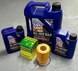 96-06 BMW E36/E39/E46/E83 2.5L OR 3.0L M54 Oil Change Kit w/