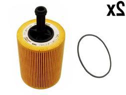 VAG 2.8L  Oil Filter Kit  MANN Cartidge + Seal