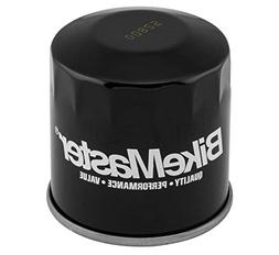 BikeMaster Black Oil Filter for Kawasaki KAF620H Mule 3010 4