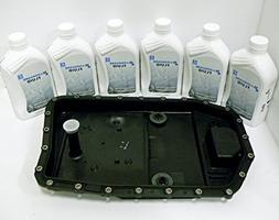BMW ZF Automatic Transmission Oil Pan Filter Kit # 050122029