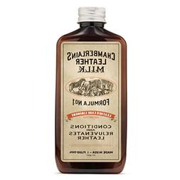 Chamberlain's Leather Milk 8 oz Leather Care Liniment No. 1: