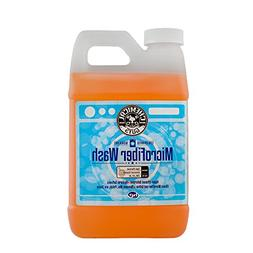 Chemical Guys CWS_201 Orange Microfiber Wash , 64. Fluid_Oun