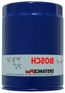 Bosch D3311 Distance Plus High Performance Oil Filter, Pack