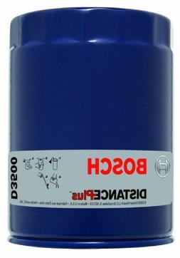 Bosch D3500 Distance Plus High Performance Oil Filter, Pack