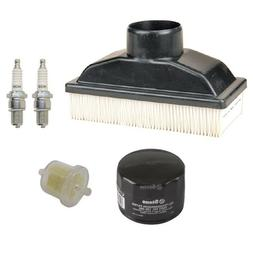 Engine Tune Up Kit for Kawasaki FR541V FR600V Air Oil Fuel F