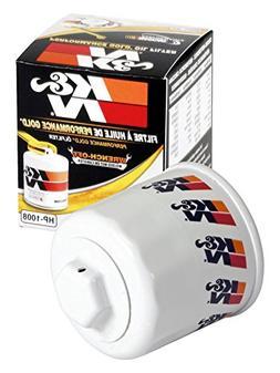 K&N Filters Performance Gold Oil Filter