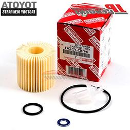 Genuine OEM Toyota Lexus Scion Oil Filter + Drain Plug Gaske