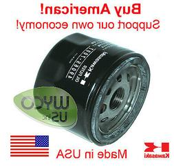 GENUINE OEM, KAWASAKI OIL FILTER FOR FR730V, FS481V, FS541V,