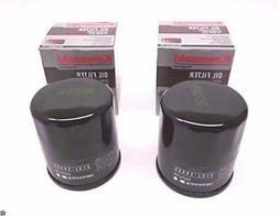 GENUINE OEM KAWASAKI PART # 49065-7010 OIL FILTER PACK OF 2;