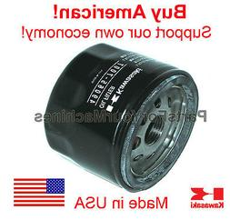 GENUINE KAWASAKI OIL FILTER, FR541V, FR600V, FR651V, FR691V,