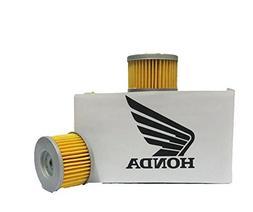 Part Number 15412-HM5-A10 2 pack Genuine Honda Oil Filter