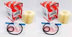 genuine toyota oil filter 04152 yzza1 fit