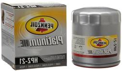 Pennzoil HPZ-21 Platinum Spin-on Oil Filter