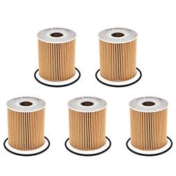 Catinbow HU816/2x Metal-Free Oil Filter with Gasket for MINI