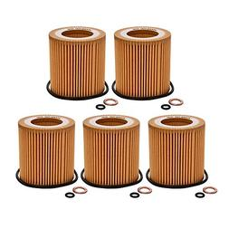 Catinbow HU816X 11427541827 Metal-Free Engine Oil Filter for