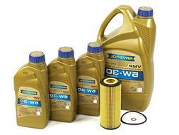 Blau J1A6100-A BMW 335d Motor Oil Change Kit - 2009-11 w/ 6