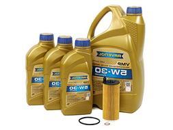 Blau J1A6198-C BMW X5d Motor Oil Change Kit - 2014-16 w/ 6 C