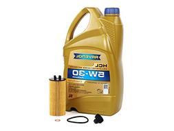 Blau J1A8322-A BMW i8 Motor Oil Change Kit - 2014-16 w/ 3 Cy