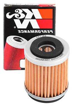 K&N KN-143 Powersports High Performance Oil Filter
