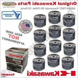 Kawasaki 49065-7007 Oil Filter 12-Pack for FX541V FX600V FX6