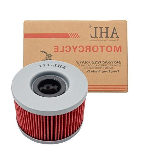 111 oil filter for honda trx680fa rincon