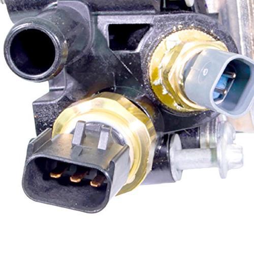 APDTY Engine Filter Complete Temp Sensors, Filter & All Chrysler Jeep V6 Engine