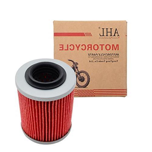 152 oil filter for can am defender
