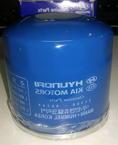 26300 35504 oil filter