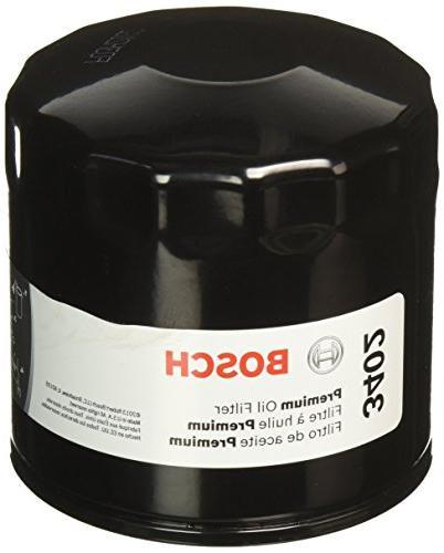 3402 premium filtech oil filter