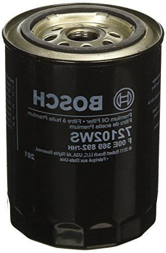 72102ws f00e369892 workshop engine oil filter