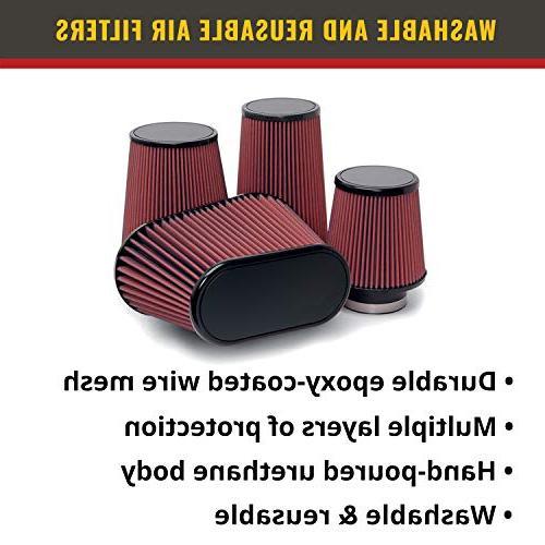 Airaid 801-090 Premium Dry Air Filter